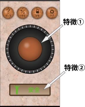 傾きチェッカー及び傾きチェッカープロの特徴